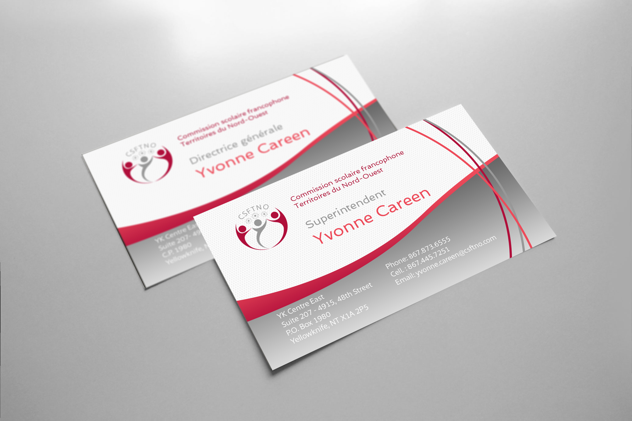 CSFTNO BUSINESS CARDS