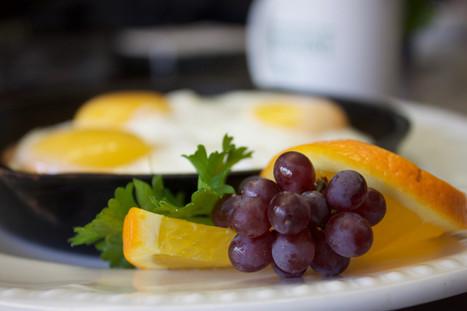 Tattingstone Inn Breakfast