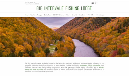 Big Interval Fishing Lodge