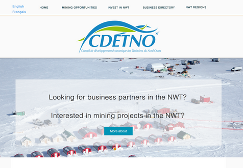 Mining projects in the NWT