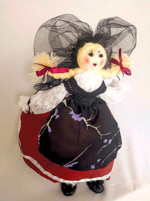 Woolen Doll - Alsatian