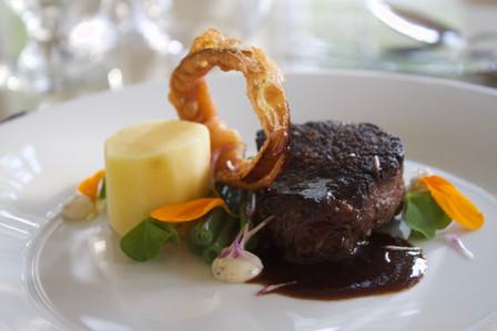 Tattingstone Inn Dining
