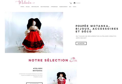 Motanka Art Doll Shop