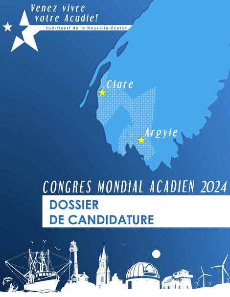 Congres Mondial Acadien 2024