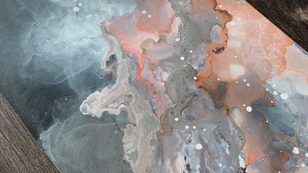 Rose Gold Nebula