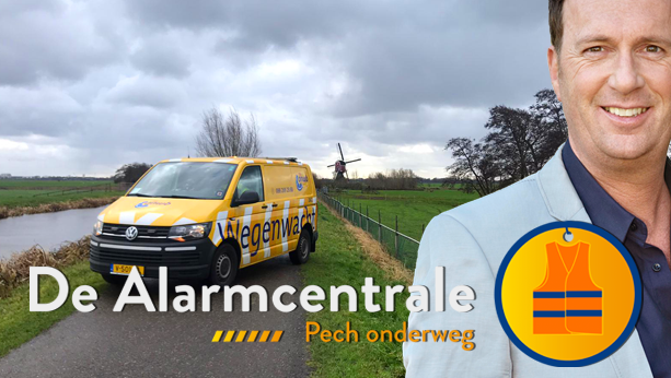 De Alarmcentrale, Pech Onderweg Elke werkdag om 18.15uur en 22.00uur op RTL5