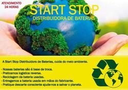Ajudamos o meio ambiente