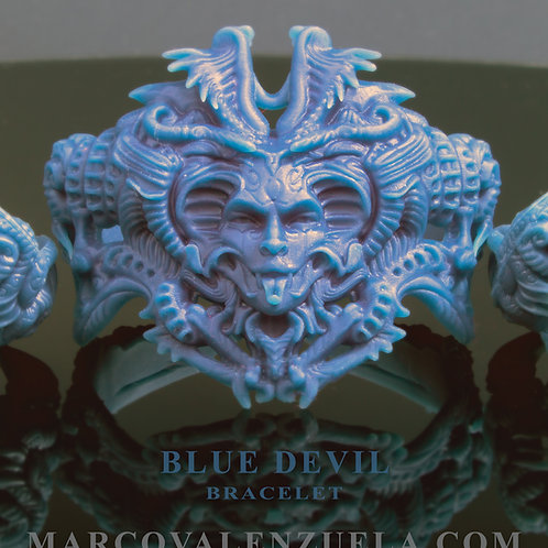 BLUE DEVIL BRACELET