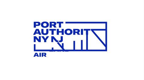 Port Authority logo Animation