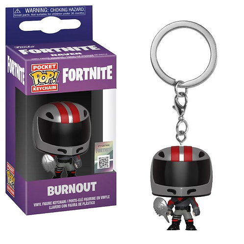 Fortnite Burnout Funko POP Brelok