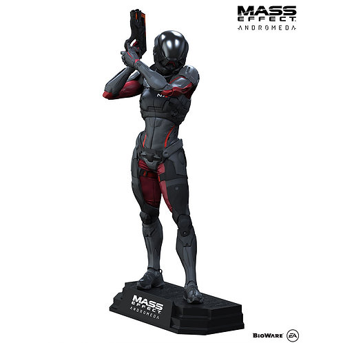 Mass Effect Andromeda Sara Ryder 18cm