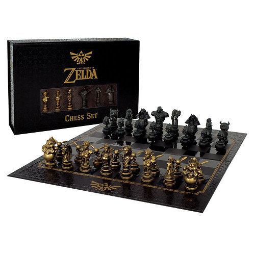 Nintendo Zelda kolekcjonerski zestaw szachów