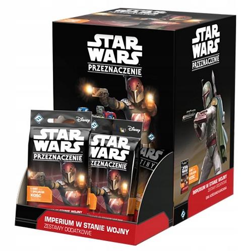 Star Wars Przeznaczenie Imperium w stanie wojny