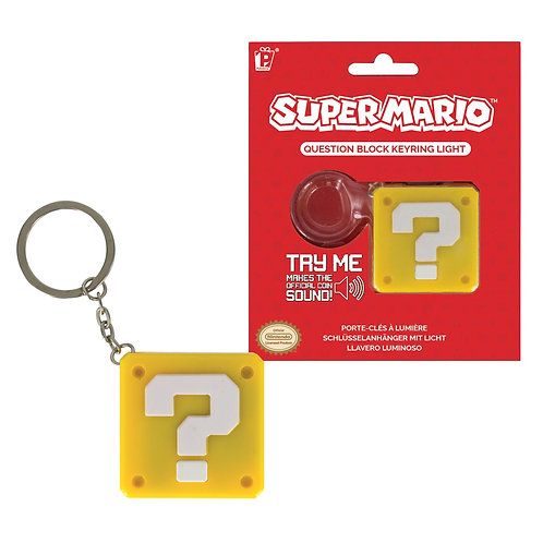 Super Mario brelok