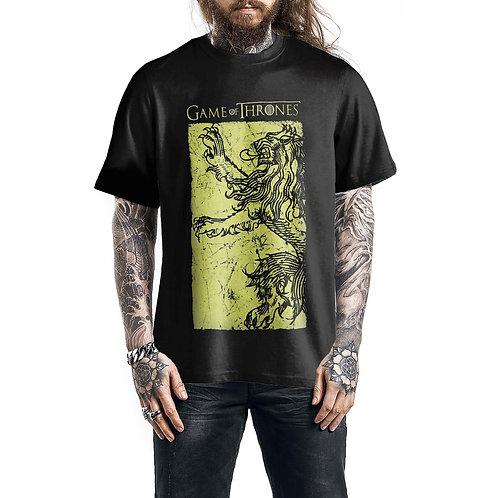 Gra o Tron Lannister T-Shirt