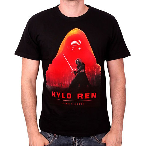 Gwiezdne Wojny Kylo Ren T-Shirt