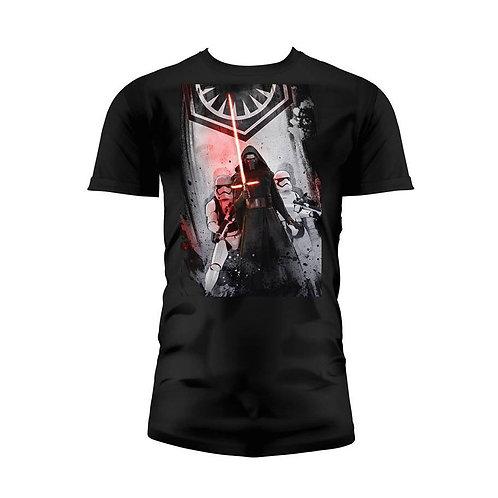 Gwiezdne Wojny Najwyższy Porządek T-Shirt