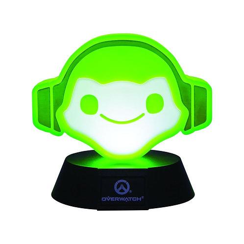 Overwatch 3D Lampka Lucio 10 cm
