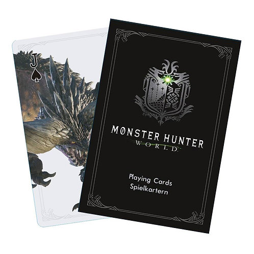 Monster Hunter karty do gry
