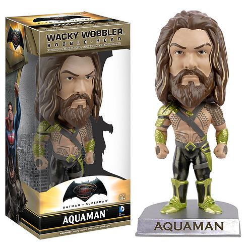 Aquaman BvS Funko Wacky Wobbler 15 cm