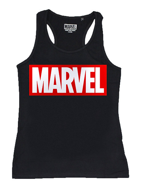 Marvel Logo Tank Top