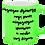 Thumbnail: Kubek Neon Napis