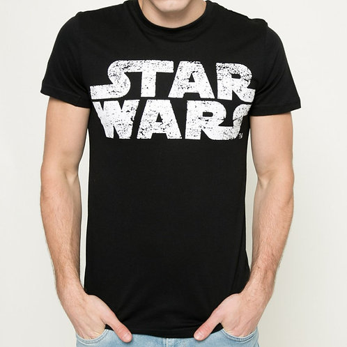 Star Wars Distressed T-Shirt