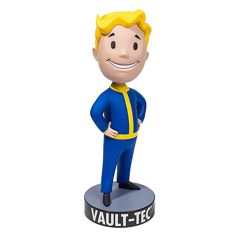 Vault Boy 111 Bobble Head 30cm