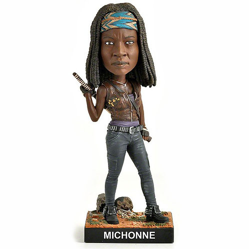 Walking Dead Bobble-Head Michonne 20 cm