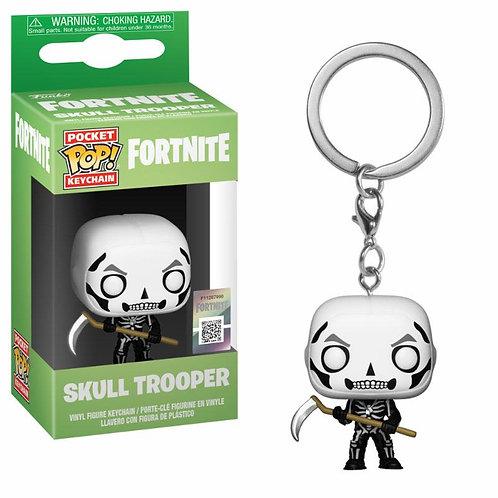 Fortnite Skull Trooper Funko POP Brelok