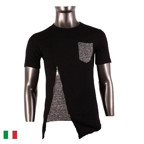 T-Shirt Zipper