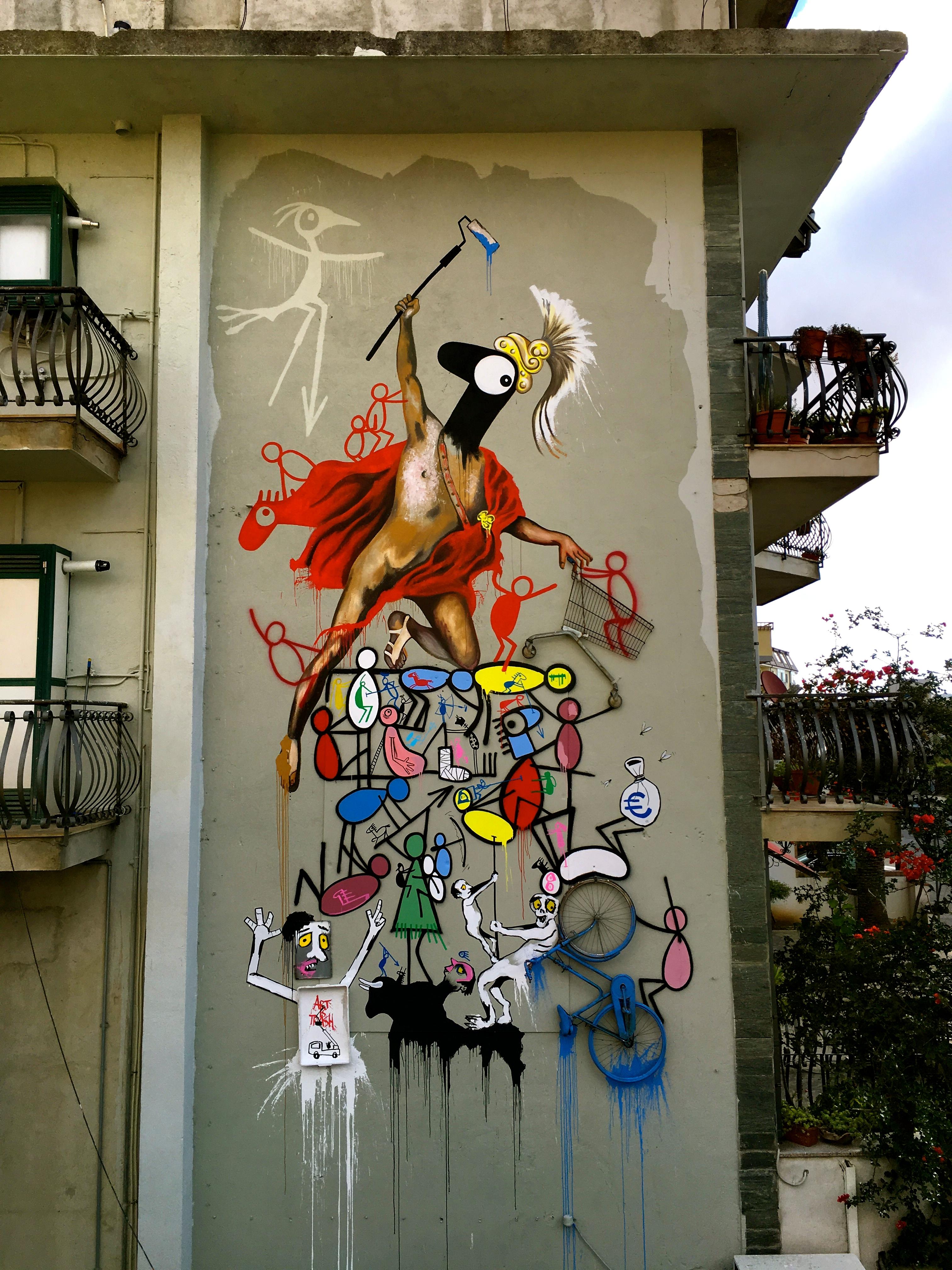 Calabria, Italia 2016