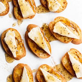 Crostini with Brie and truffle honey.jpg