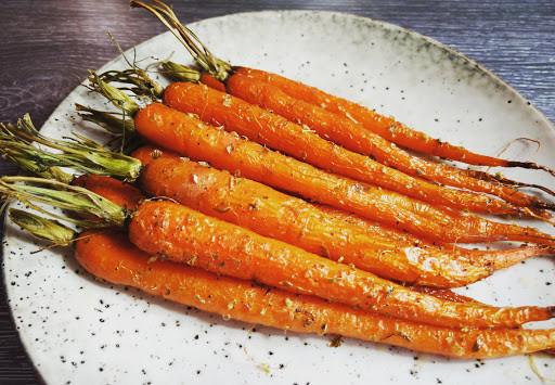 Carrots with Oregano