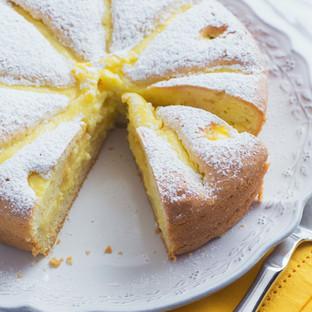 Torta al limone (lemon tarte)