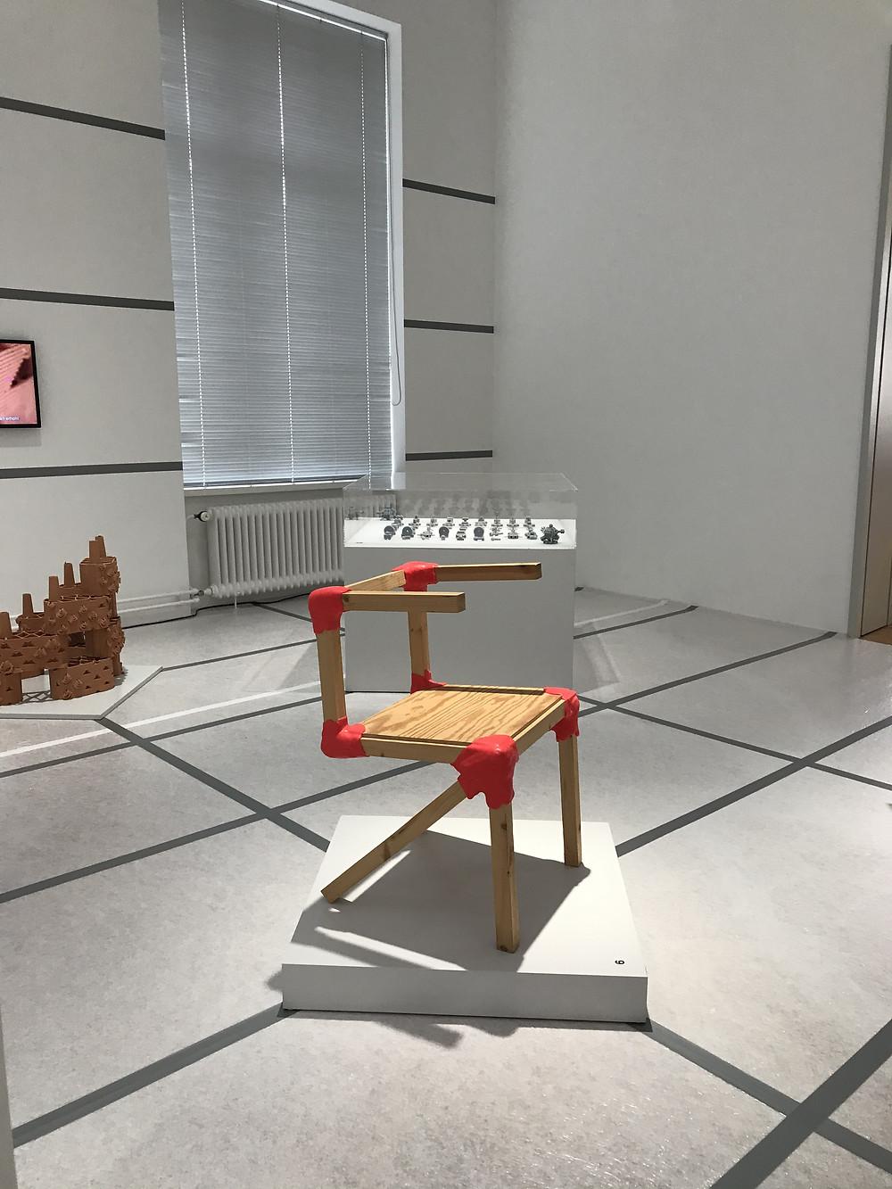 """Bild: """"Workshop Chair"""" von Jerszy Seymour"""