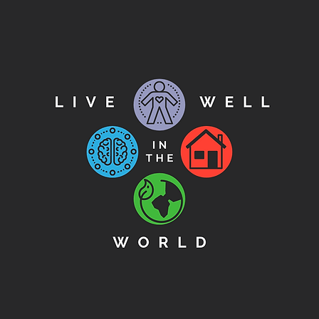 Live Well In The World Logo