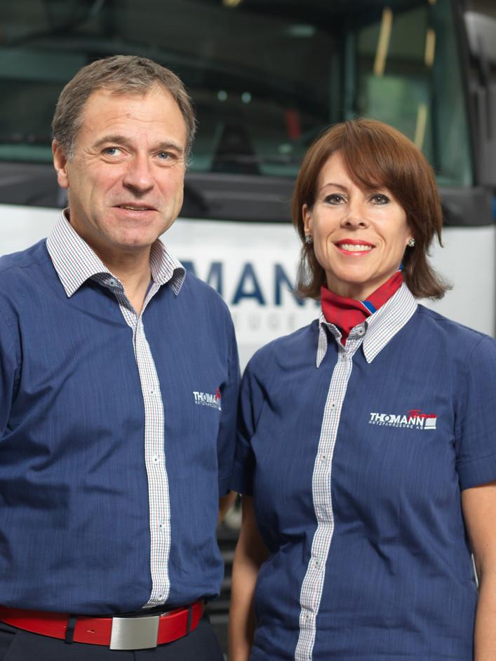 Luzi & Beatrix Thomann