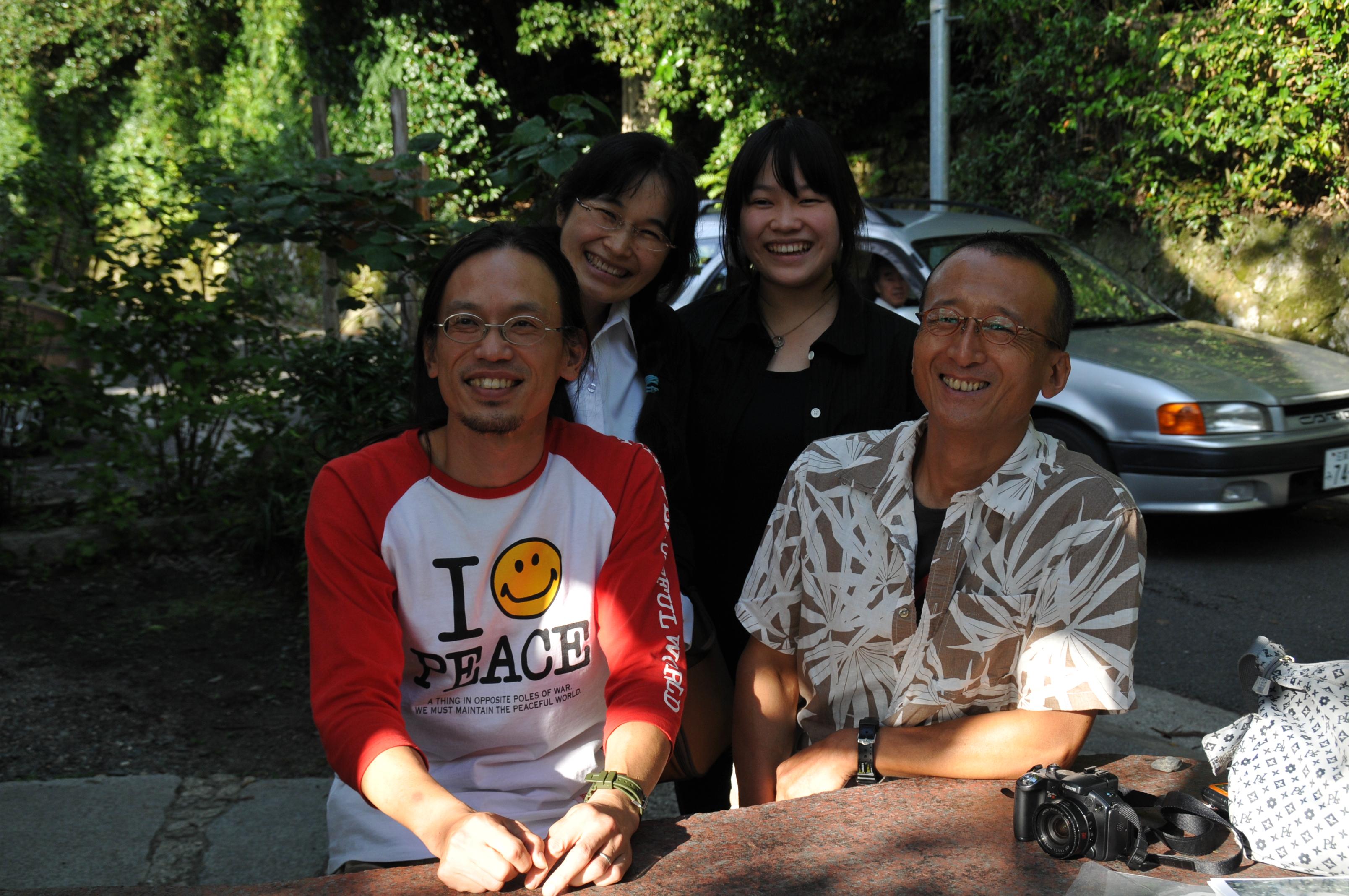 今森光彦さんと(2009)