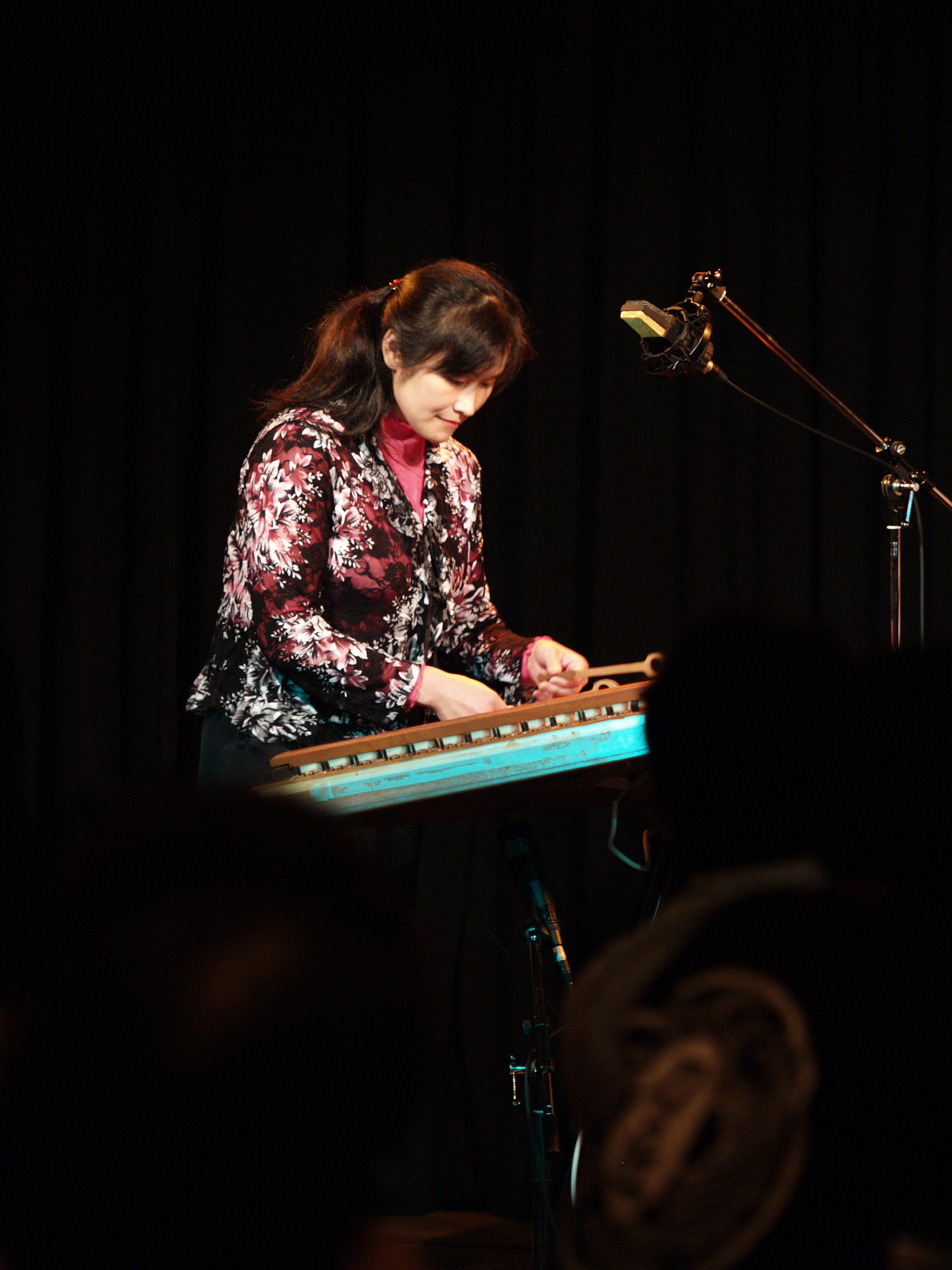「ヤポニカ」発売記念ライブ