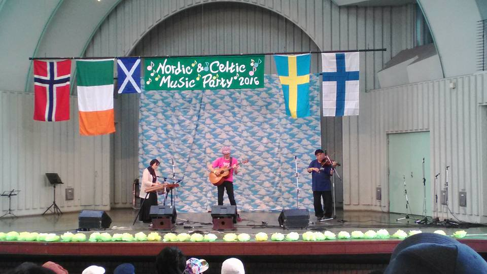 Nordic and Celtic Music Paty 2016