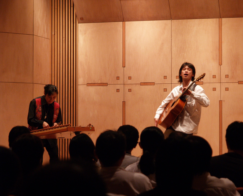 あずみ野コンサートホール(2005)
