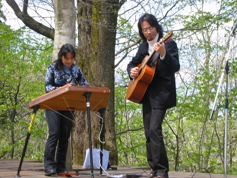 新潟県・見附の森コンサート(2009)