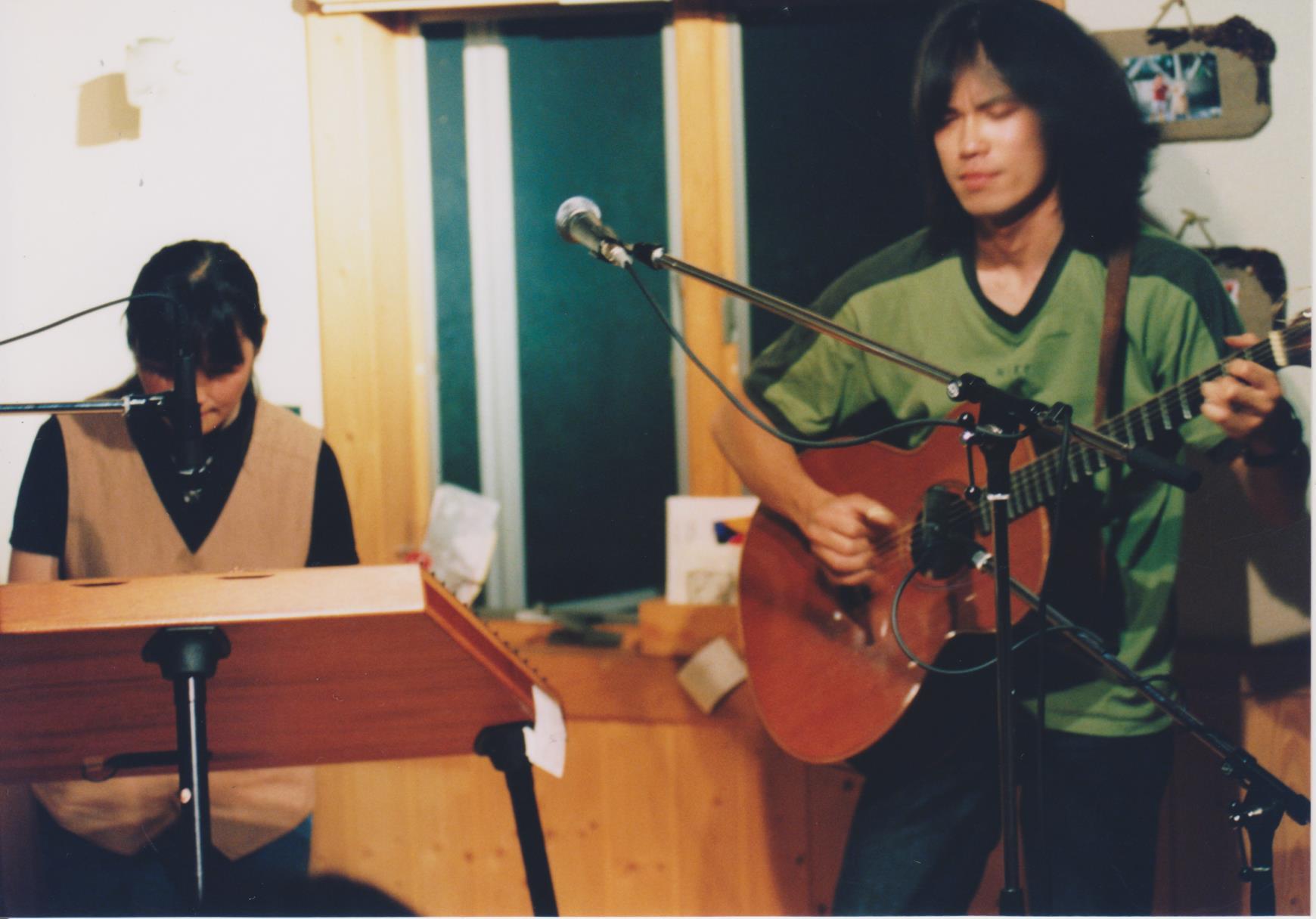 山梨県大泉村「ハートランド」(2000)