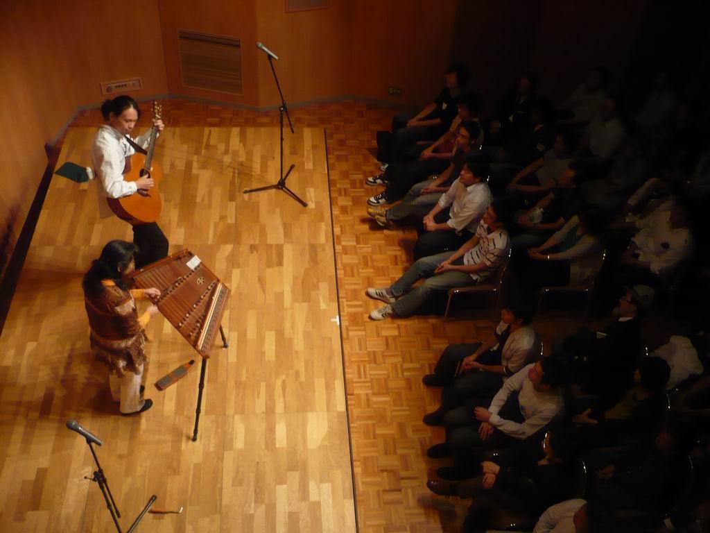 日暮里サニーホール(2008)