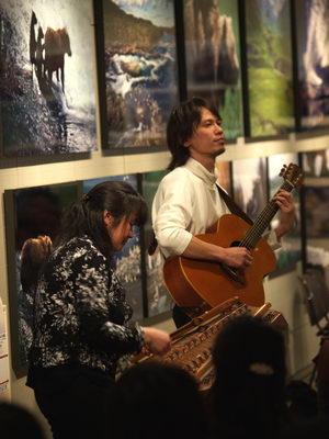 「いちかわ星野道夫展」(2008)