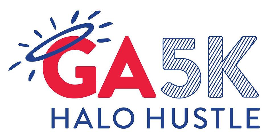 Halo Hustle: GA 5K