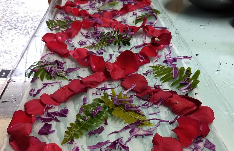 Rose petals & Ferns BEFORE.jpg