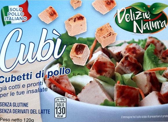 Cubì - Cubetti di Pollo
