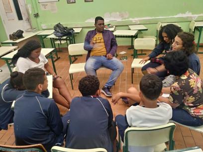 Democracia na escola, tema do 6o Papo [de] #educomunicação